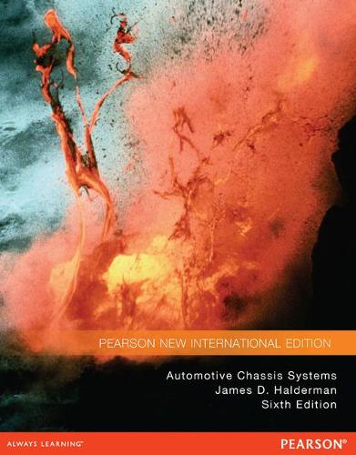 Automotive Chassis Systems (Paperback)