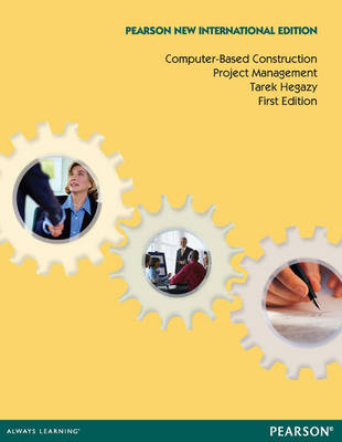 Computer-Based Construction Project Management (Paperback)