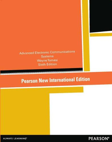 Advanced Electronic Communications Systems: United States Edition (Paperback)