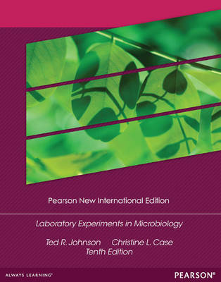 Laboratory Experiments in Microbiology (Paperback)