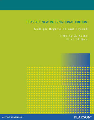 Multiple Regression and Beyond (Paperback)