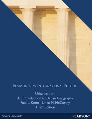 Urbanization: An Introduction to Urban Geography (Paperback)