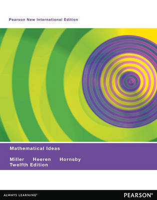 Mathematical Ideas (Paperback)