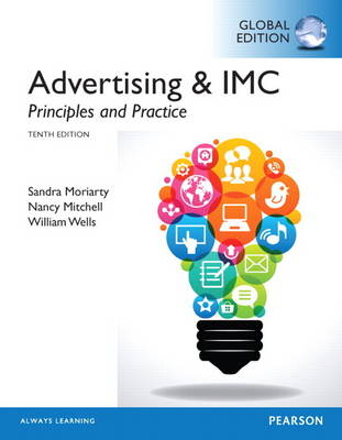 Advertising & IMC: Principles and Practice with MyMarketingLab (Mixed media product)