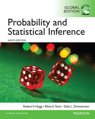 Probability and Statistical Inference, Global Edition (Paperback)