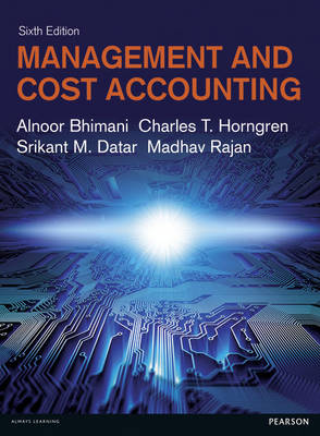 Management and Cost Accounting (Paperback)