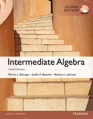 Intermediate Algebra with Newmymathlab (Mixed media product)
