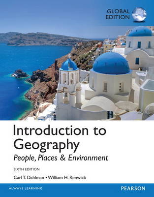 Introduction to Geography: People, Places & Environment, MasteringGeography (Mixed media product)