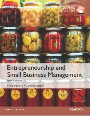 Entrepreneurship and Small Business Management (Paperback)
