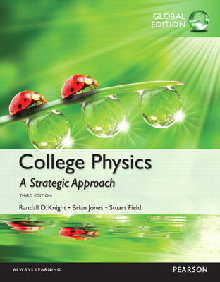 Student Workbook for College Physics: A Strategic Approach: Volume 2 (Chs 17-30) (Paperback)