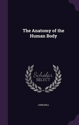 Cover The Anatomy of the Human Body
