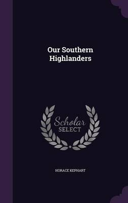 Cover Our Southern Highlanders