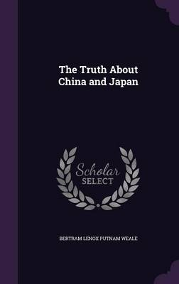 Cover The Truth about China and Japan