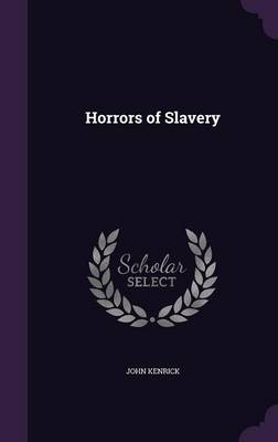Cover Horrors of Slavery