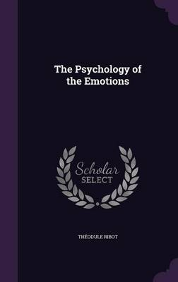 Cover The Psychology of the Emotions