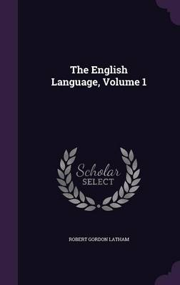 Cover The English Language, Volume 1