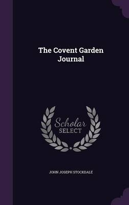 Cover The Covent Garden Journal