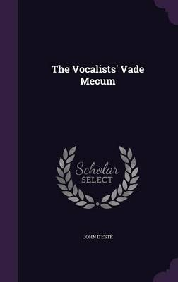 Cover The Vocalists' Vade Mecum