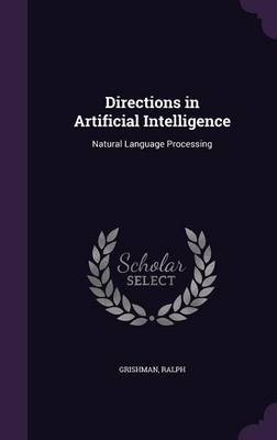 Cover Directions in Artificial Intelligence: Natural Language Processing