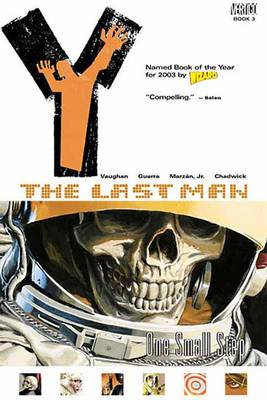 Y: The Last Man-One Small Step Vol 3 (Paperback)