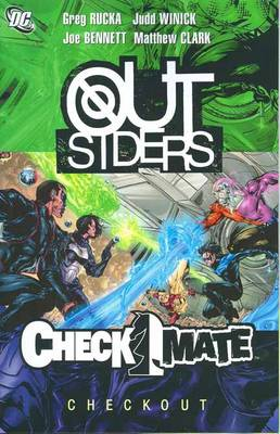 Outsiders Checkmate Checkout (Paperback)