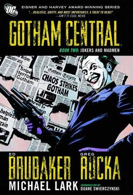 Gotham Central: Jokers and Madmen Book 2 (Paperback)