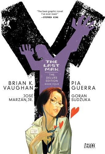 Y: The Last Man Volume 4 (Hardback)
