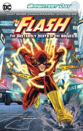 Flash: The Dastardly Death of the Rogues Volume 1 (Paperback)