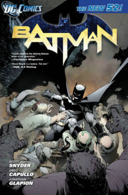 Batman: The Court of Owls Volume 1 (Paperback)