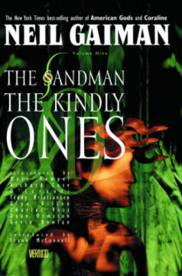 Sandman: The Kindly Ones Volume 9 (Paperback)