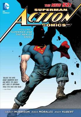 Superman Action Comics: Superman and the Men of Steel (The New 52) Volume 1 (Paperback)