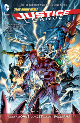 Justice League: The Villain's Journey Volume 2 (Paperback)