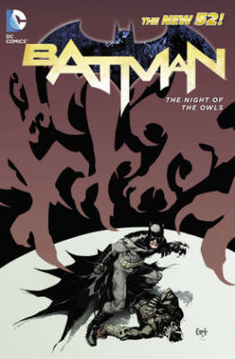 Batman: The Night of the Owls (Hardback)