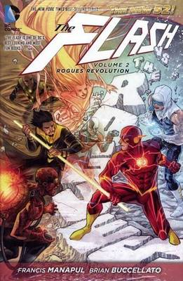 The Flash: Rogue's Revolution Volume 2 (Paperback)