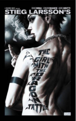 Girl with the Dragon Tattoo (Paperback)