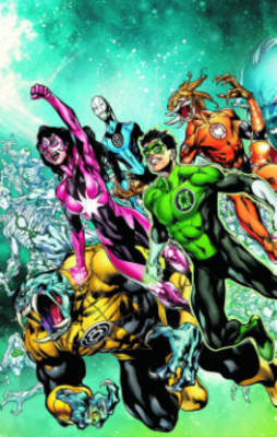 Green Lantern: Rise of the Third Army (Hardback)