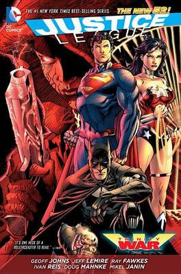 Justice League: Trinity War (Hardback)