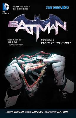 Batman: Death of the Family Volume 3 (Paperback)