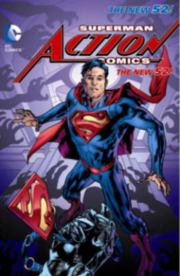 Superman Action Comics: At the End of Days Volume 3 (Paperback)