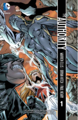 Authority: Volume 2 (Paperback)