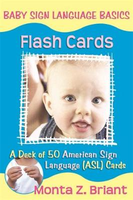 Baby Sign Language Flash Cards (Cards)