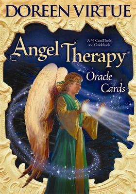 Angel Therapy Oracle Cards (Cards)