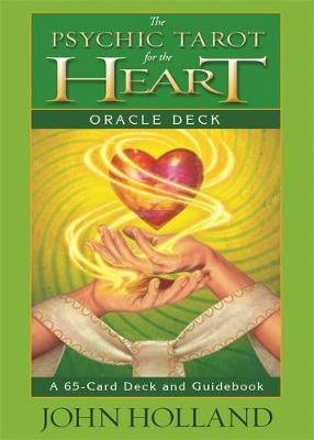 The Psychic Tarot for the Heart Oracle Deck (Paperback)