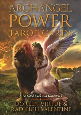 Archangel Power Tarot Cards (Cards)