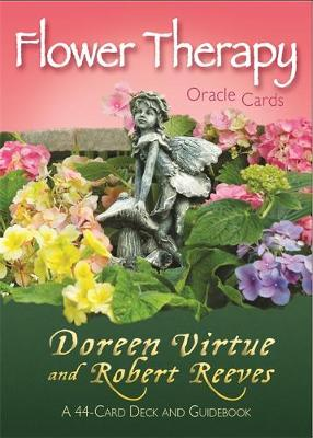 Flower Therapy Oracle Cards (Cards)