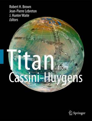 Titan from Cassini-Huygens (Mixed media product)