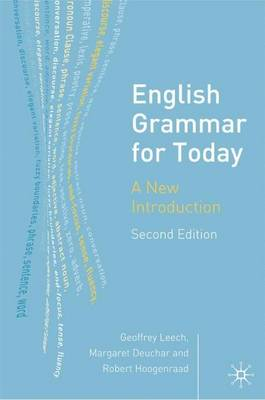 English Grammar for Today: A New Introduction (Paperback)