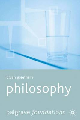 Philosophy - Palgrave Foundations Series (Paperback)