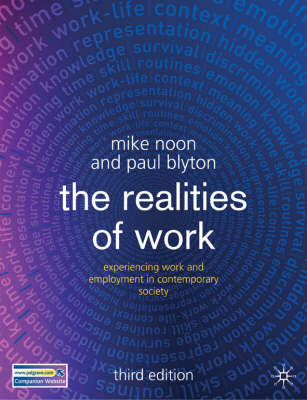 The Realities of Work (Paperback)