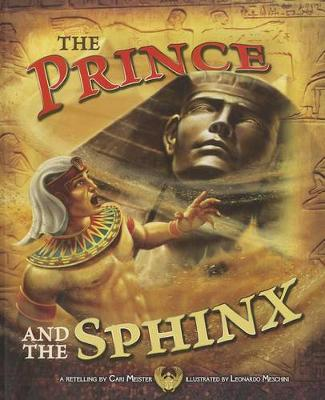 Prince and the Sphinx - Egyptian Myths (Paperback)